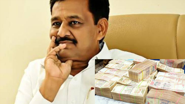 Subhash Deshmukh admits ownership of seized cash