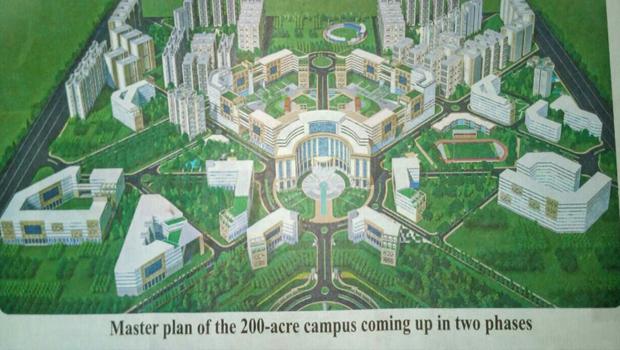 chandrababu said to vit college management build large university in ap