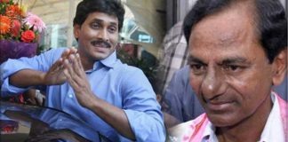 jagan in touch with kcr