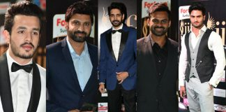 Tollywood Celebs At IIFA awards