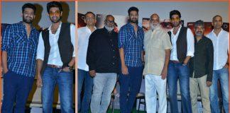 Bahubali 2 Movie Trailer Launch