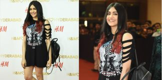 adah sharma latest stills