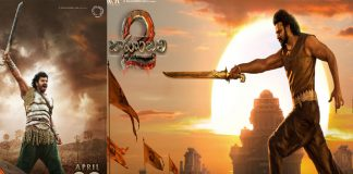 Bahubali Movie Latest Posters