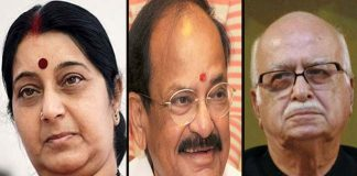 2017 Indian Presidential Elections Race Members
