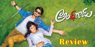 Andagadu Movie Review