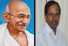 CM KCR is Telangana Mahatma Gandhi