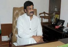 Chiranjeevi Stands First In Presidental Elections