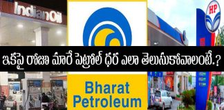 Daily revision of petrol and diesel prices from June 16