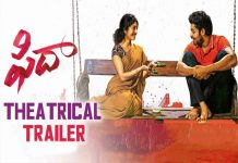 Fida Movie Trailer Review
