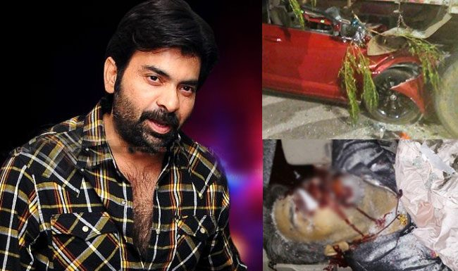 Raviteja Brother Bharath Died In Accident