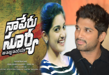 Niveda Thomas to act with Allu Arjun