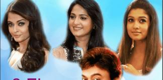 Mega Star Chiranjeevi 151 Movie Heroines Fix