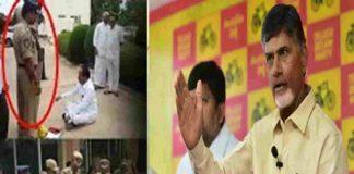 Chandrababu Shock For Puttaparti Municipal Chairman Ganganna