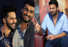 Bollywood actors adress Prabhas