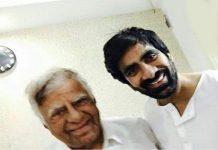 Ravi Teja's father