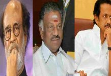 Rajinikanth Political Entry Survey