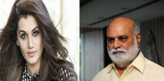 Taapsee Controversial Comments On Raghavendra Rao