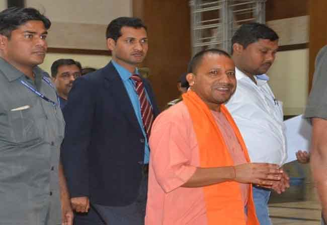 UP CM Planning Pink Buses For Ladies