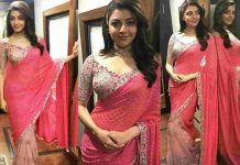Kajal Aggarwal New Look in MLA movie