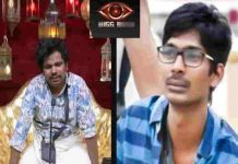 Dhanaraj line Cleared after Exit of Sampoornesh Babu in Big Boss Show
