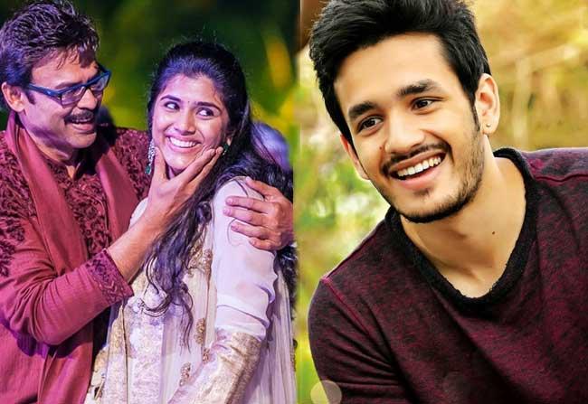 Akkineni Akhil Marriage With Venkatesh Daughter Fixed