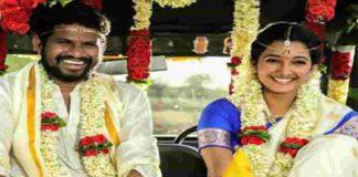 Facts of Hyper Aadi Secret Wedding Pic