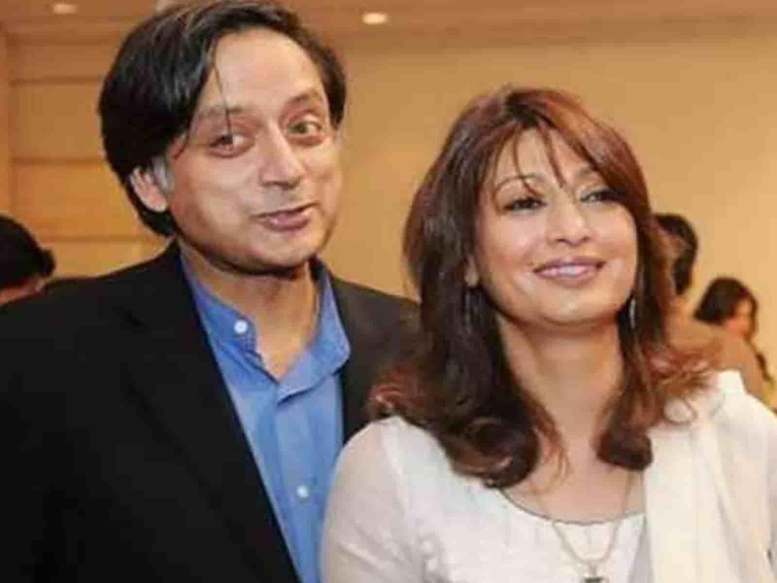 Sunanda death: Tharoor moves court for anticipatory bail Sunanda pushkar dead photos