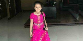 Prince Mahesh Babu Daughter latest pic in Social Media