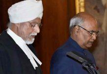 Ram Nath Kovind takes oath as India's 14 President
