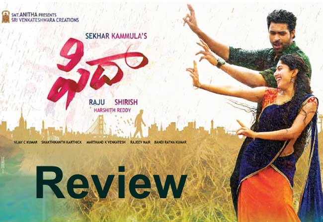 fidaa movie review telugu