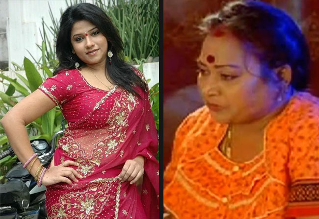 Actor Jyothi Helps Allari Subhashini