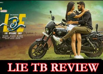 Lie Movie Telugu Bullet Review