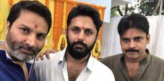 Pawan Kalyan Trivikram produces Nitin Next Movie