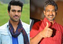 Ram Charan Invites Rajamouli