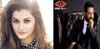 Tapsee Entry Into Big Boss House
