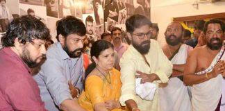 Uyyalawada Narasimha Reddy Movie Started Secretly