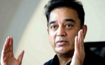 Kamal Hassan Tweets on Political Revolution