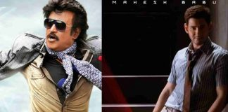 Rajinikanth in Mahesh Spyder Movie Audio Launch