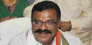 Nandyal by poll Candidate for Congress Kotla Surya Prakash Reddy