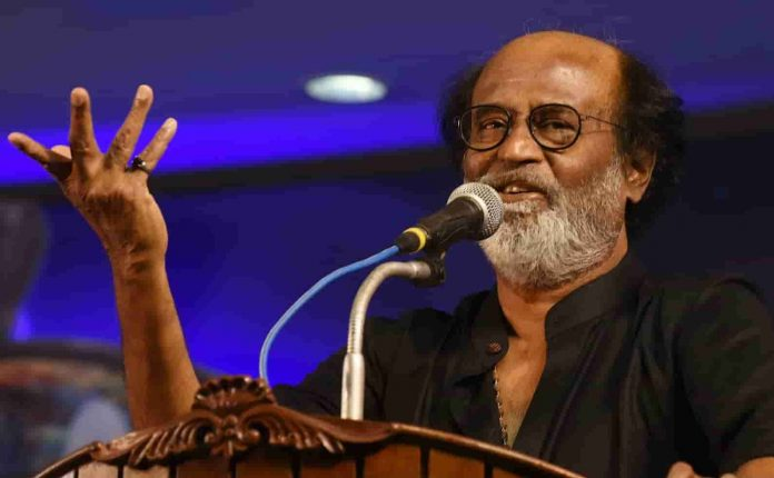 BJP Political Strategy to meet Rajinikanth