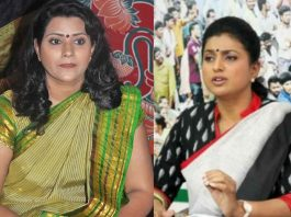 Roja against Vani Vishwanath in TDP