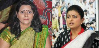 Roja against Vani Vishwanath in TDP