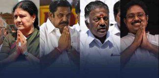 Dinakaran keeps Supporting MLA's