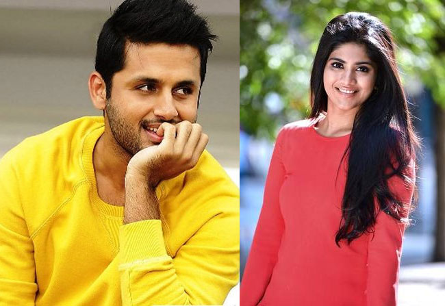 Nithin Next Film Heroine Confirmed