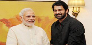 Prabhas support Modi Swatchhata hi seva