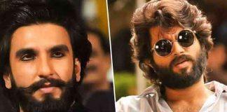 Ranveer Singh Remake Arjun Reddy Bollywood