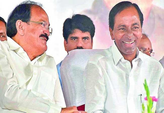 Venkayya Congratulates KCR For Making Telugu as Mandatory