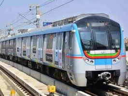Hyderabad Metro Rail Launch on November 28