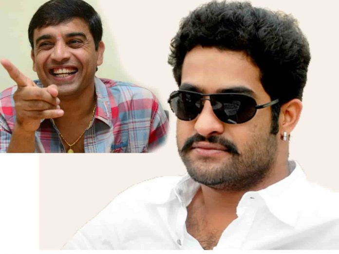 NTR Next Movie With Dil Raju as Srinivasa Kalyanam