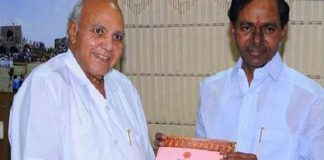 Ramoji Rao Appreciation Letter to Telangana CM KCR